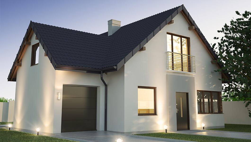 Lunz Immobilien Familienhaus Außenansicht